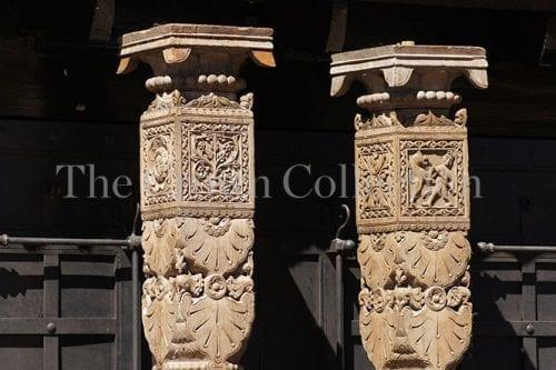Columns & Plinths
