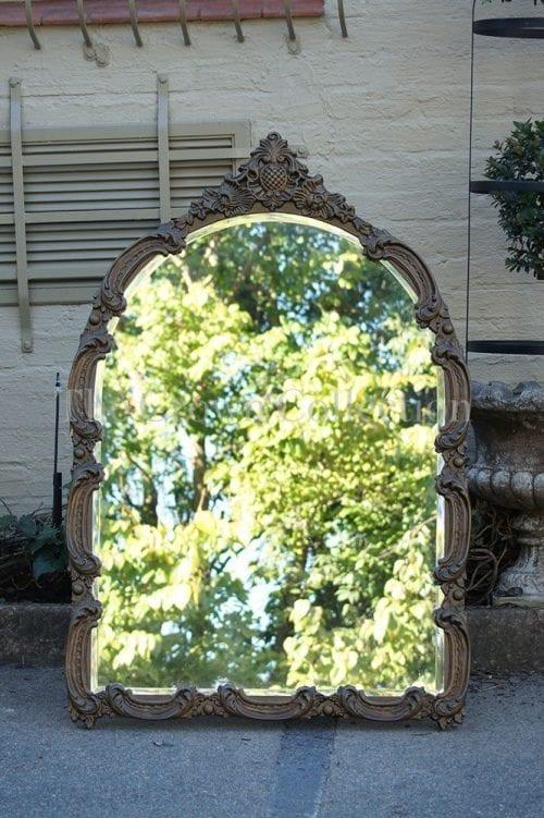 Gilt Bevelled Mirror