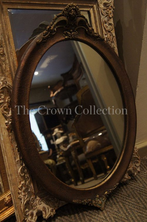 Antique Gilt Framed Mirror