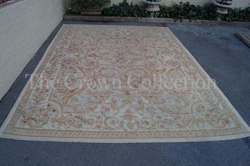 Chinese Aubusson Carpet