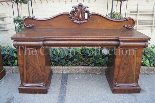 French Mahogany Buffet