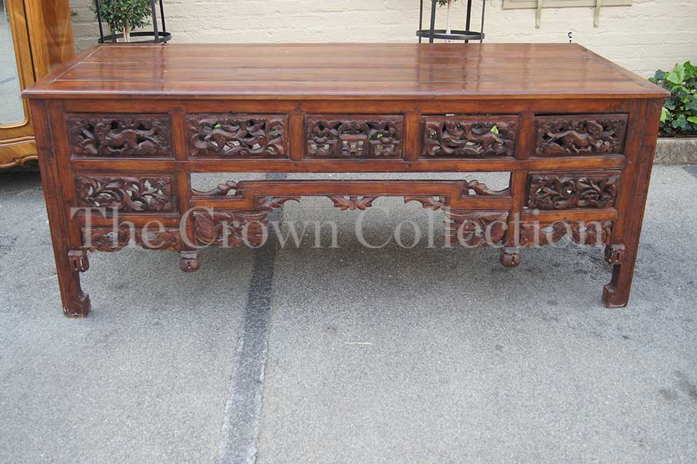 Antique Chinese Entrance Hall Table