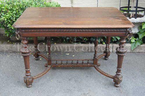 Antique Jacobean Table