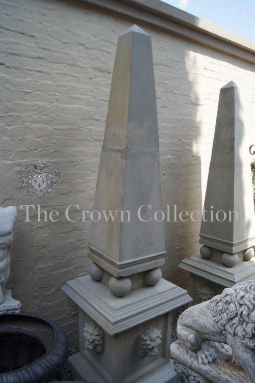 Concrete Obelisk