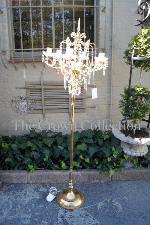 Standing Chandelier Lamp