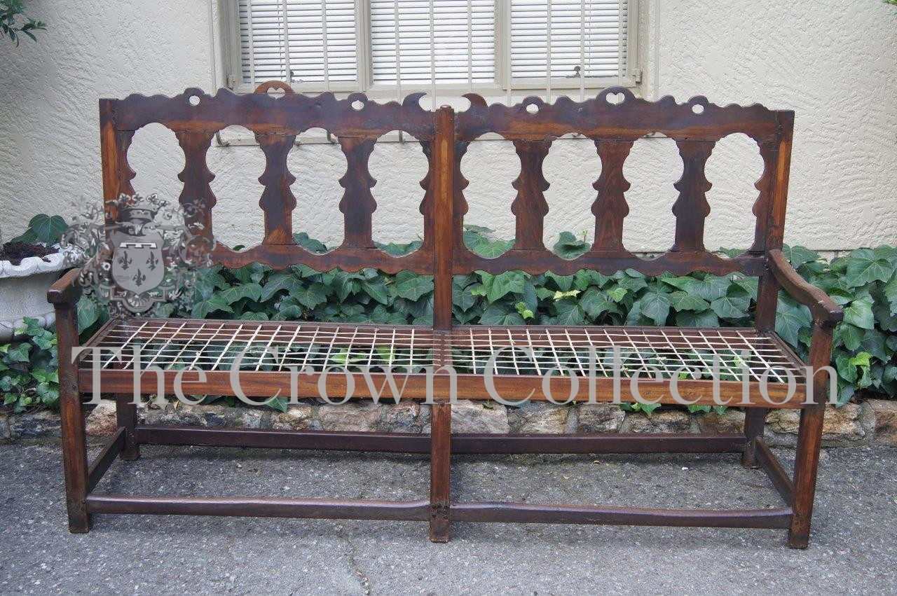18th Century Cape Stinkwood Traditional Tulbagh/Queen Anne Style Rusbank