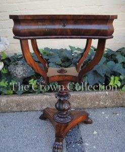 Victorian Occasional Work Table