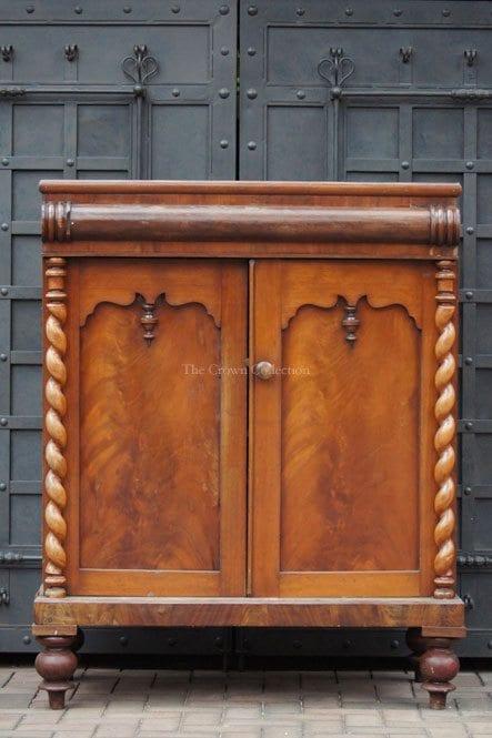 Victorian Linen Cupboard