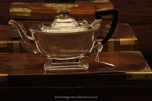 Large Silver Plated Tea Pot