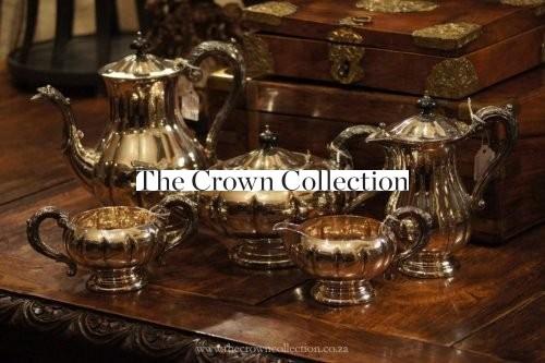 5 Piece Silver Plated Tea & Coffee Set