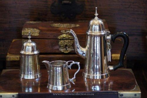 3 Piece Vintage Leinard Coffee/Tea Set