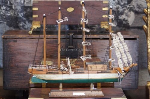 1845 Model Ship Clipper