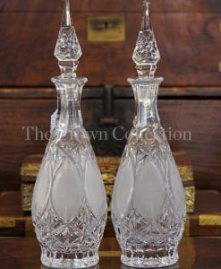 Decanters, Tantaluses, Pitchers & Claret and Water Jugs