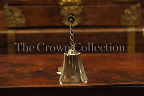 Silver Plated Bell (Small)