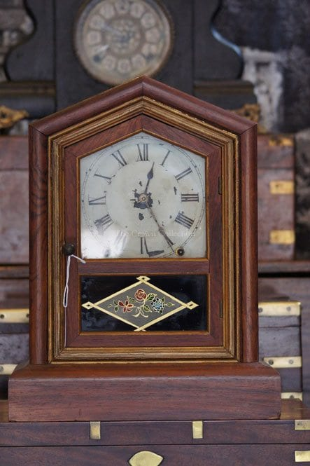 Antique Seth Thomas 8 Day Clock