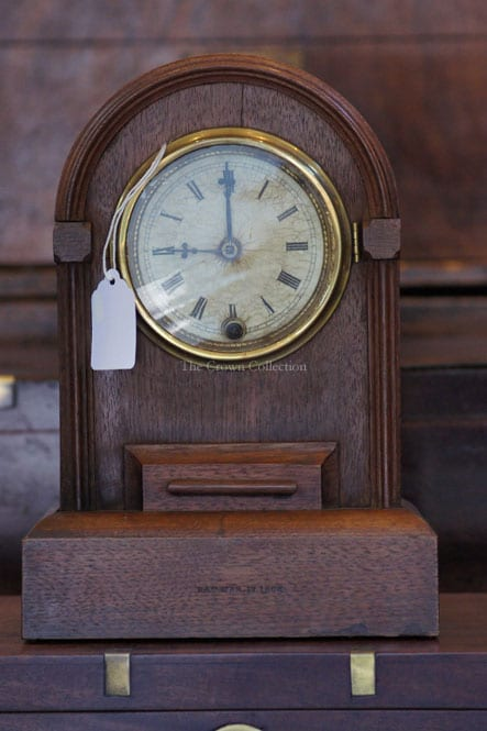 Antique Waterbury circa 1868 clock