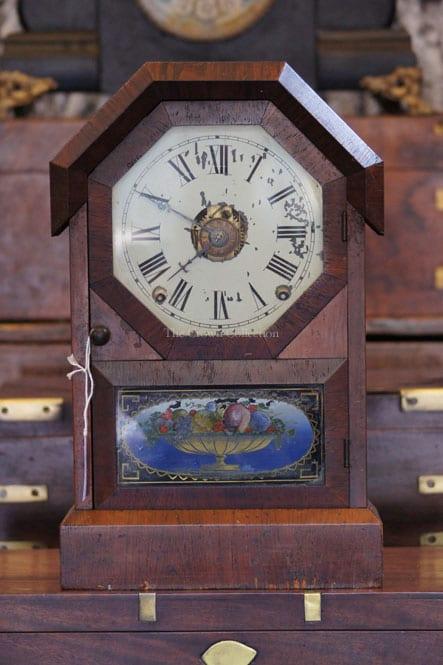Antique C1850 Seth Thomas Clock