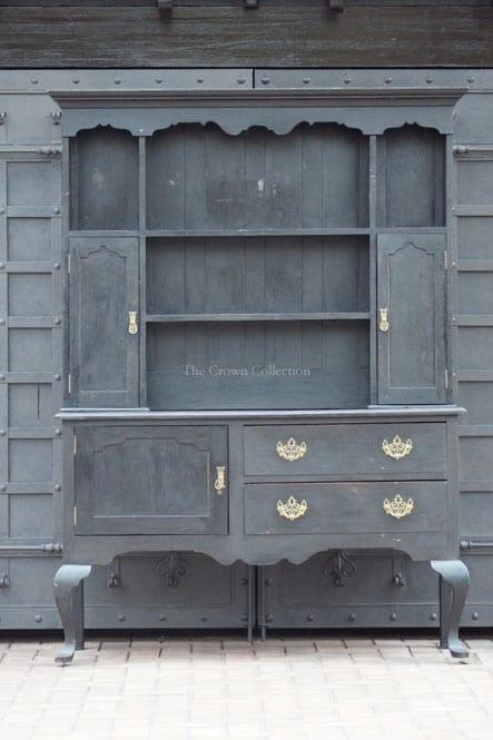 Edwardian Oak Dresser Circa