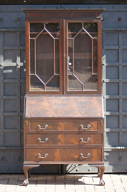 Bookcase & Writing Bureau