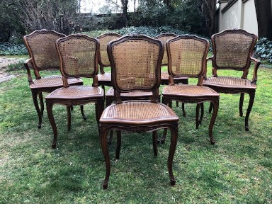 Including Two Armchairs