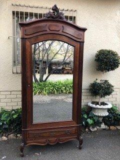 French Rococo Armoire