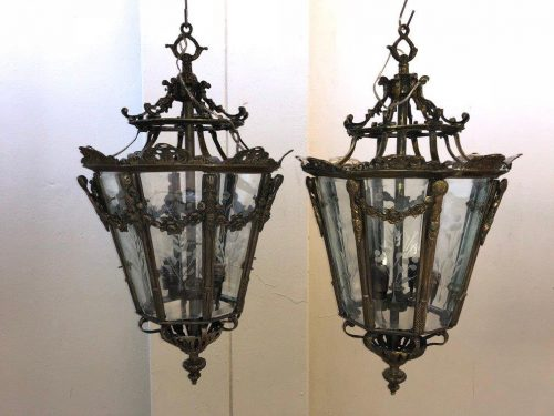 Pair of Lanterns