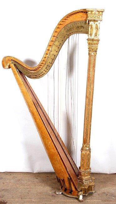 Sebastian Eraro's Patent Harp