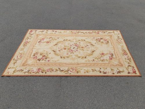 Vintage Aubusson Tapestry