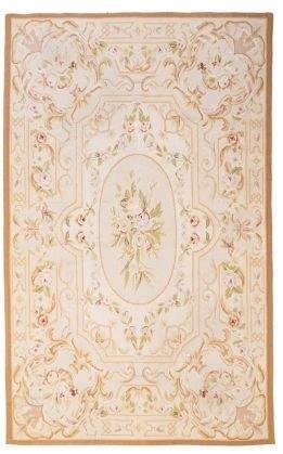 A Mid-19th Century Fine Aubusson Design Panel
