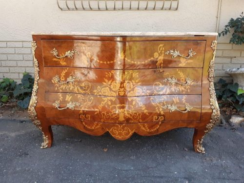 French Style Commode Bombe