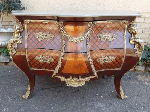19th Century French Boulle Commode