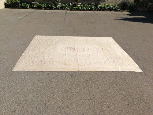 Antique French Aubusson Carpet