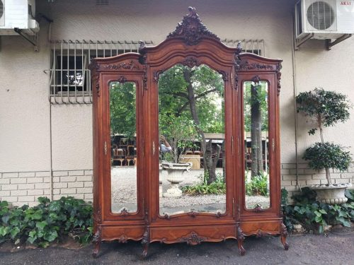 19th Century French Armoire/Cupboard