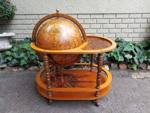 Globe Sphere Drinks Bar
