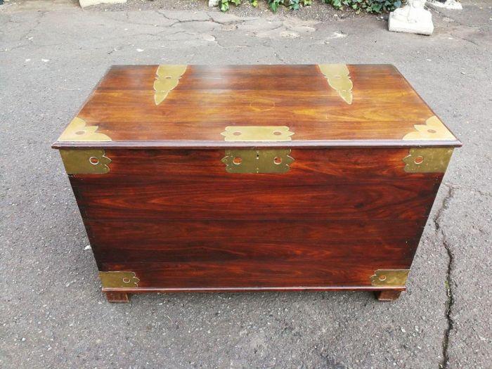 Cape Stinkwood chest