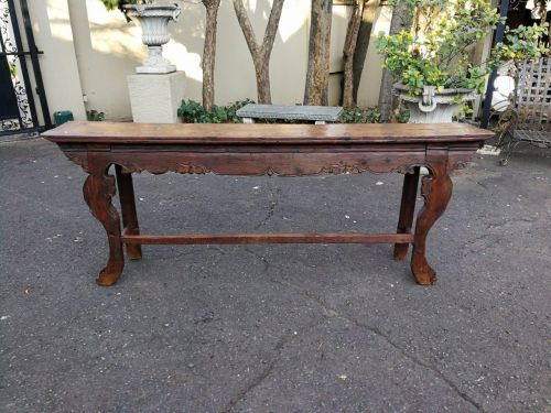 A 19th Century Chinese Elm Table