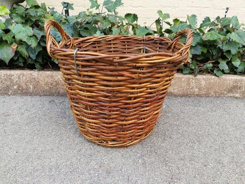 Vintage Cape Grape Harvest Baskets From A Wine Farm Circa 1900s