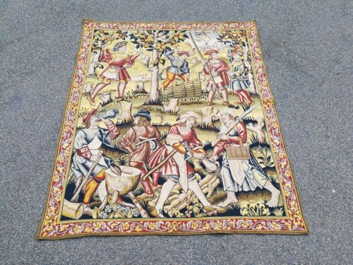 A Colourful Tapestry