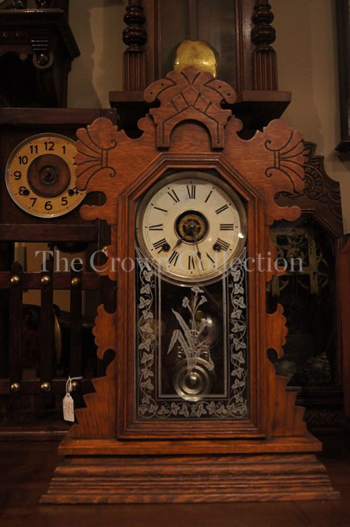 Antique Ansonia Belmont Clock