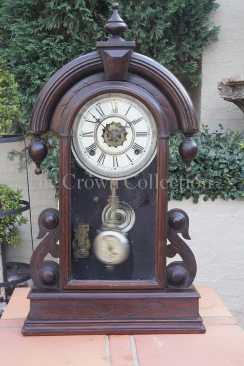 Ansonia Regulator Clock