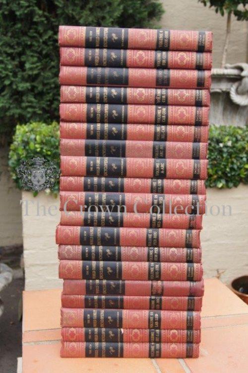 New World Encyclopedia 19 Volumes