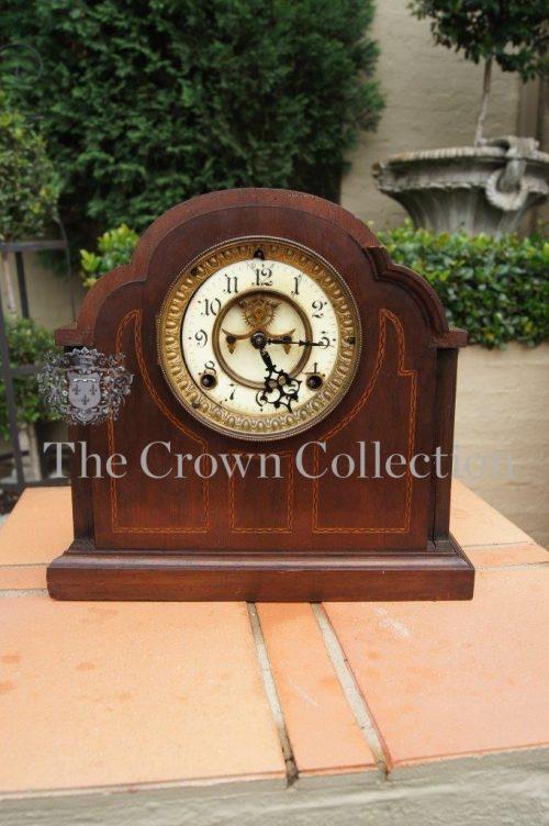 Antique Ansonia Mantle Clock 1882