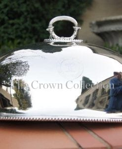 Silver Plated Food Dome