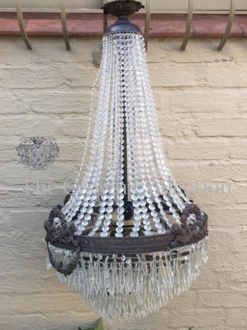 Antique French Basket Style Crystal ChandelierAntique French Basket Style Crystal ChandelierAntique French Basket Style Crystal ChandelierAntique French Basket Style Crystal ChandelierAntique French Basket Style Crystal ChandelierAntique French Basket Style Crystal ChandelierAntique French Basket Style Crystal Chandelier