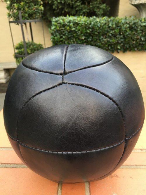 Black Leather Ball