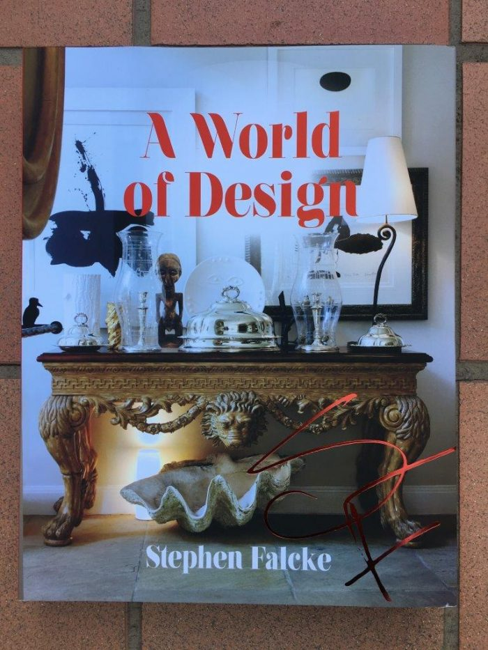 Stephen Falke Book - A World of Design