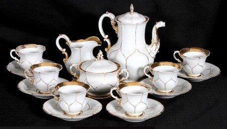 Meissen Style Tea Service