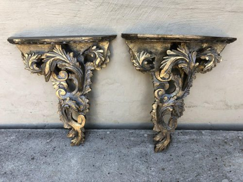 Pair of Wall Sconces (Large)