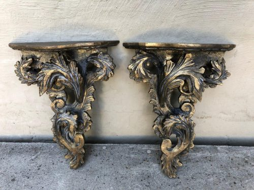 Pair of Wall Sconces (Medium)