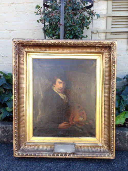 Portrait Of Jules Leipsich